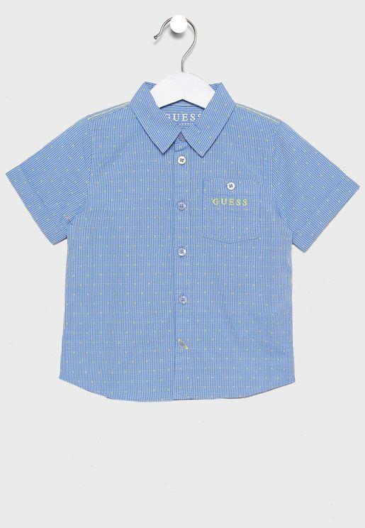 Kids Adjustable Shirt