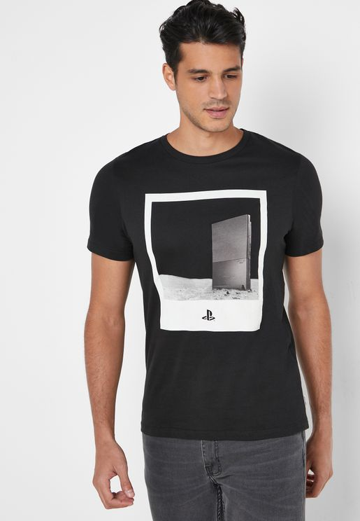 Playstation Slim Fit T-Shirt