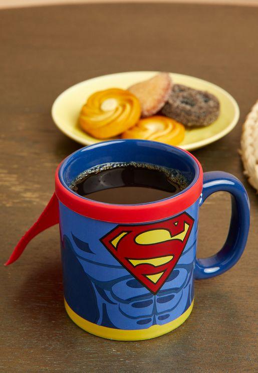 Superman Mug With Cape