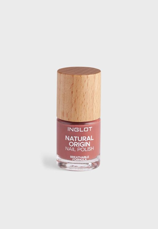 Natural Origin Nail Polish Spicy Pepper 015