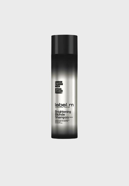 Brightening Blonde Shampoo 250Ml