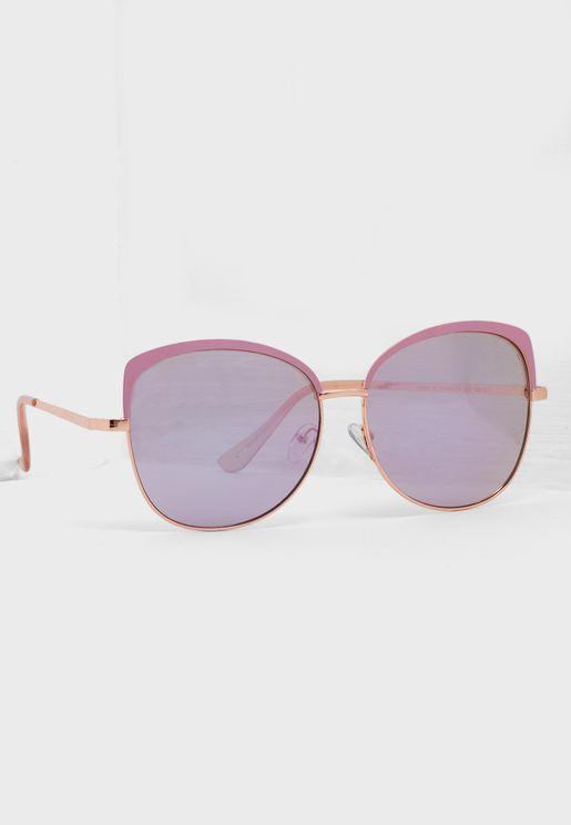 fa2d3a7e5 Bernard Rectangle Sunglasses
