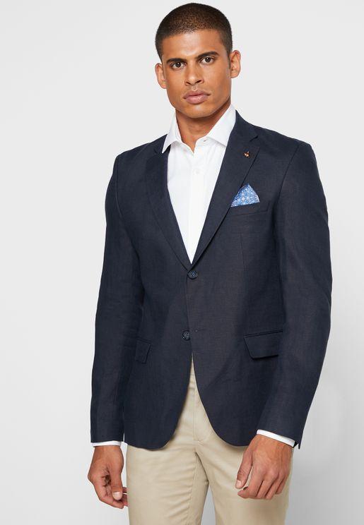 Basic Regular Fit Blazer