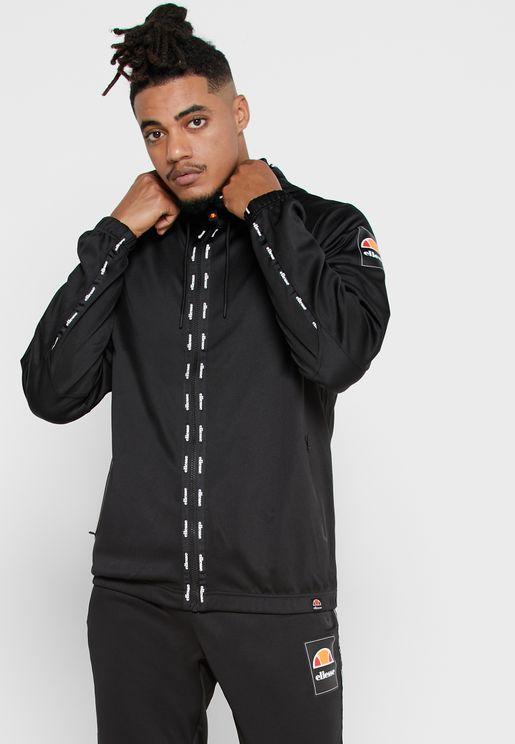 Ripari Hooded Track Jacket
