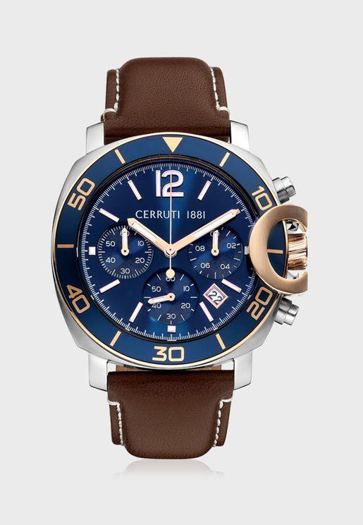ساعة بخصائص الكرونوغرافC CRWA30301