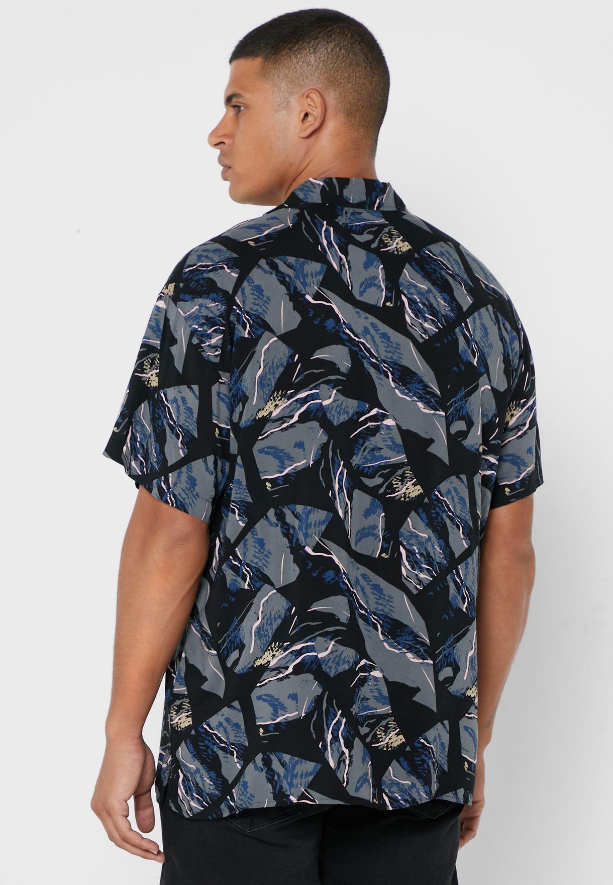 قميص مطبع