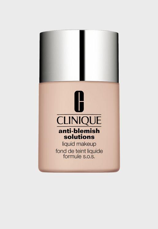 Anti Blemish Liquid Makeup - Alabaster