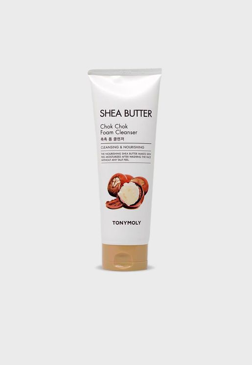 Shea Butter Chok Chok Foam Cleanser 250ml