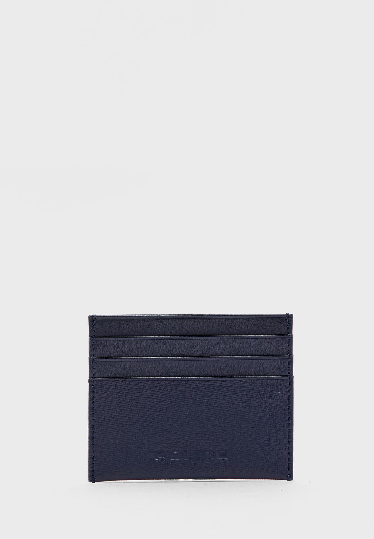 PA40049WLBL Crosshatch Cardholder