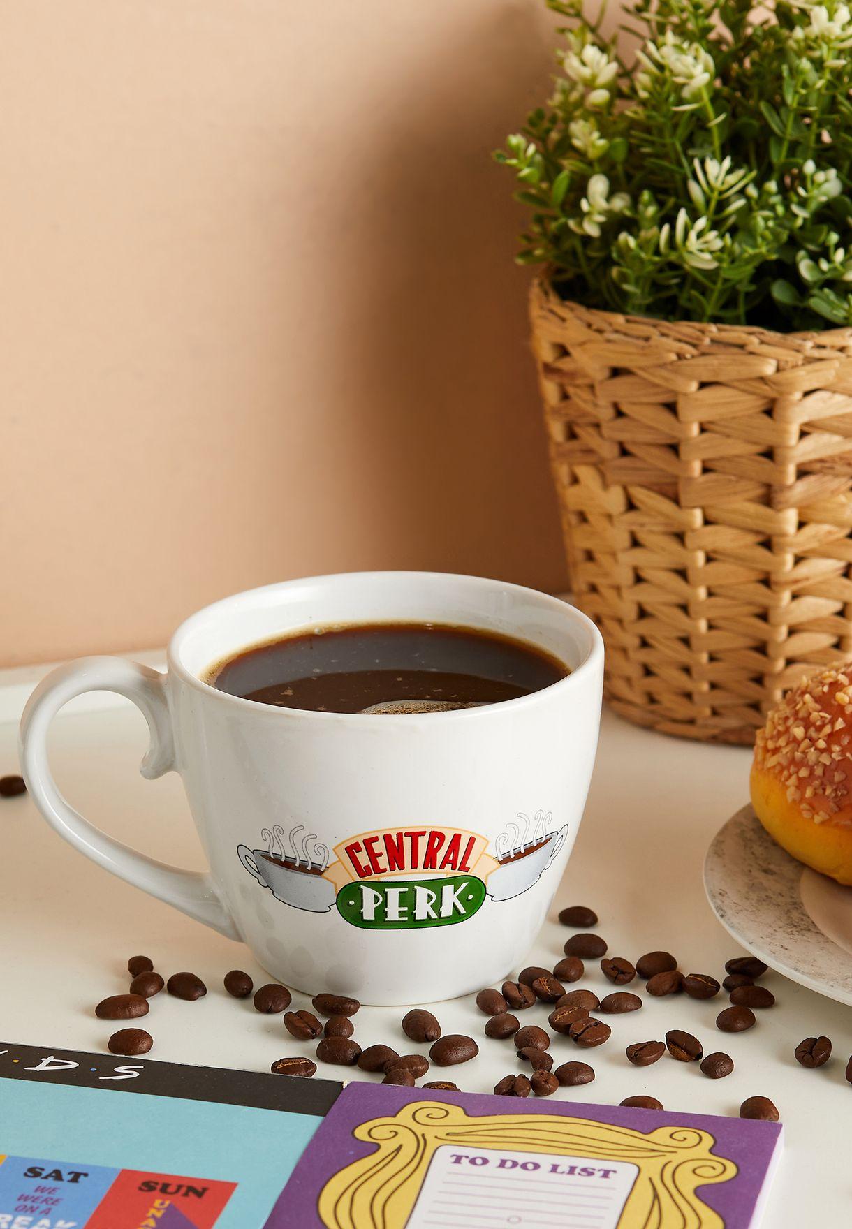Friends Central Perk Coffee Mug