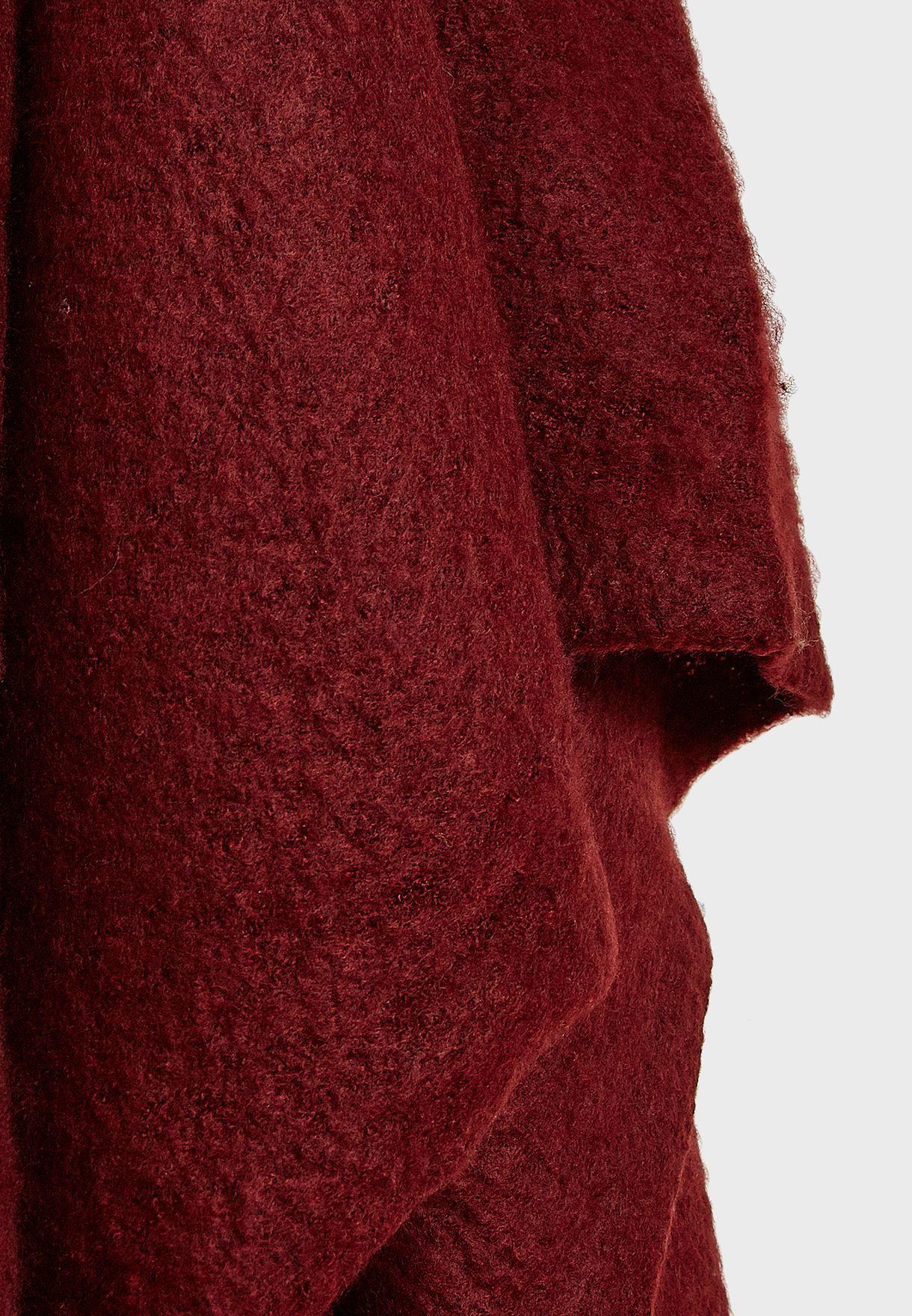 Lima Knit Long Scarve