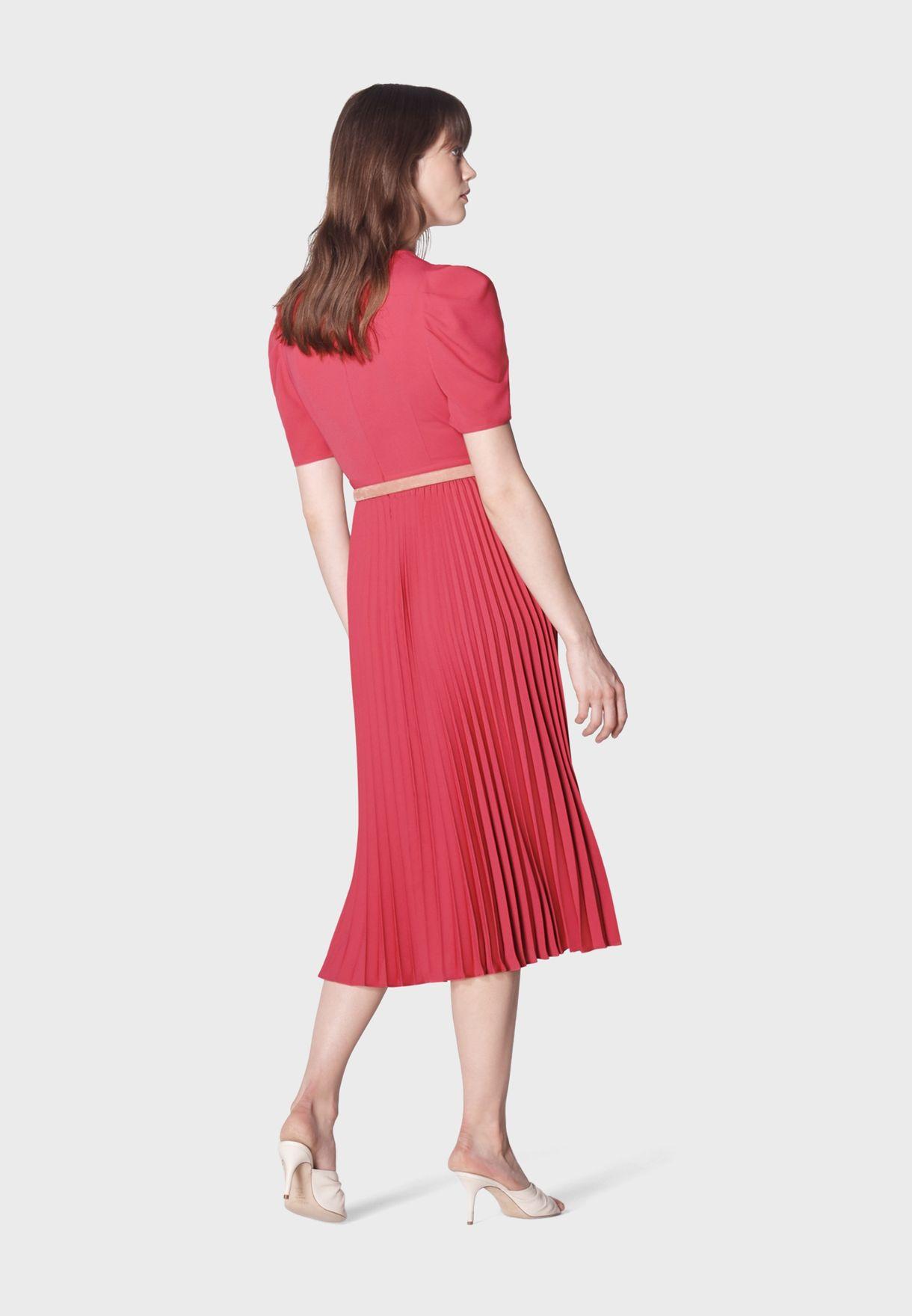 Dr Avalon Pilise Shift Dress