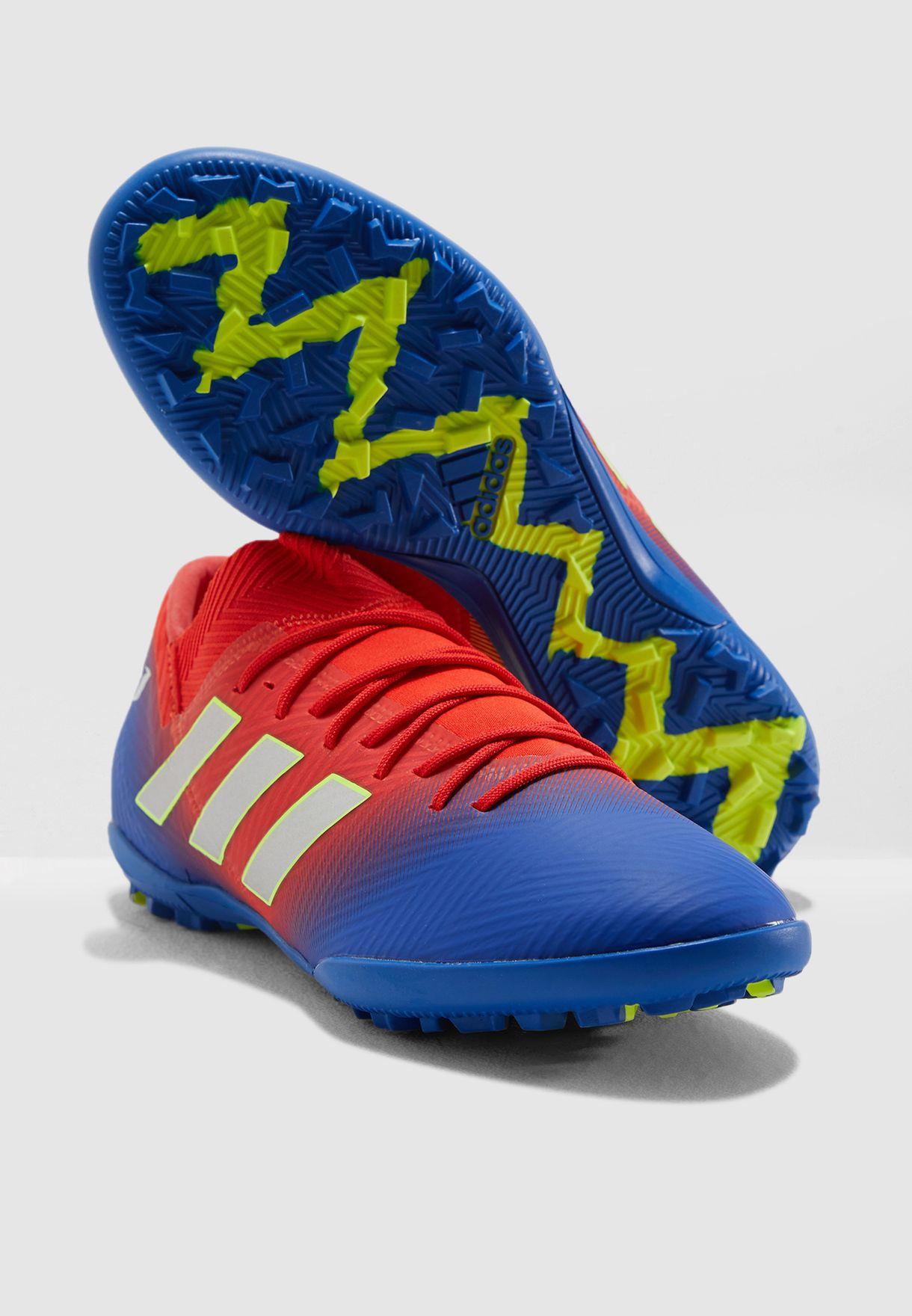 حذاء نميزيز ميسي 18.3 للاسطح العشبية