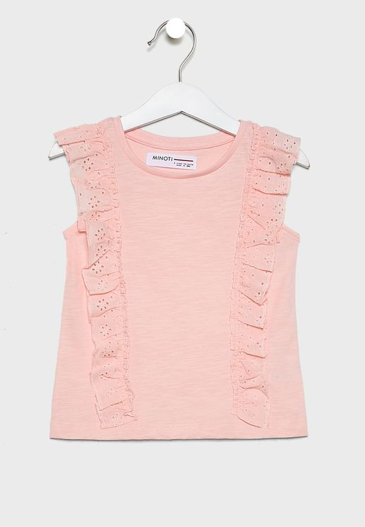 Infant Frill Detail Top