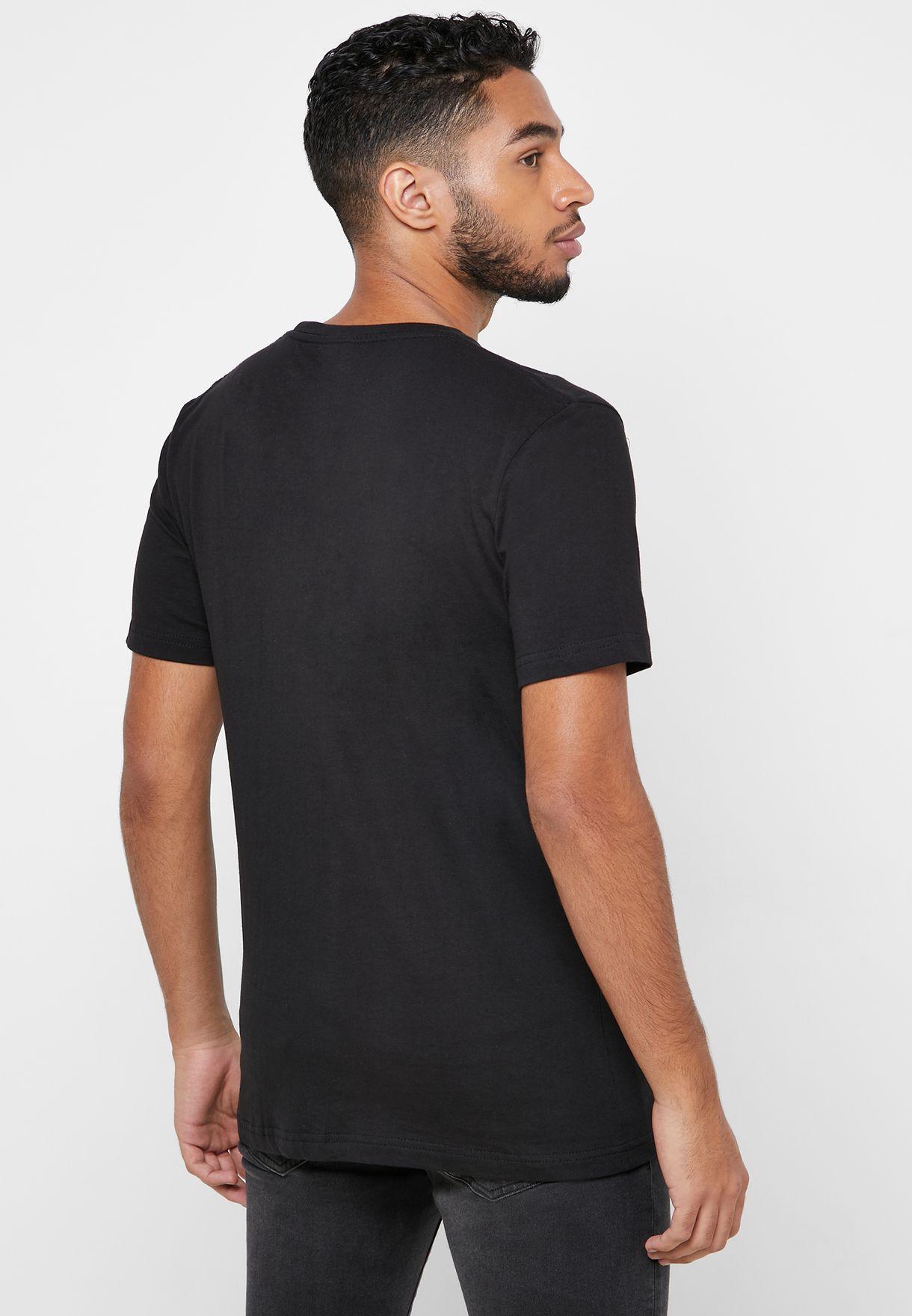New York City Crew Neck T-Shirt