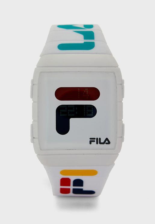 Digital Silicone Watch