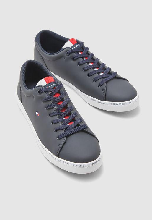 Essential Vulcanized Sneakers