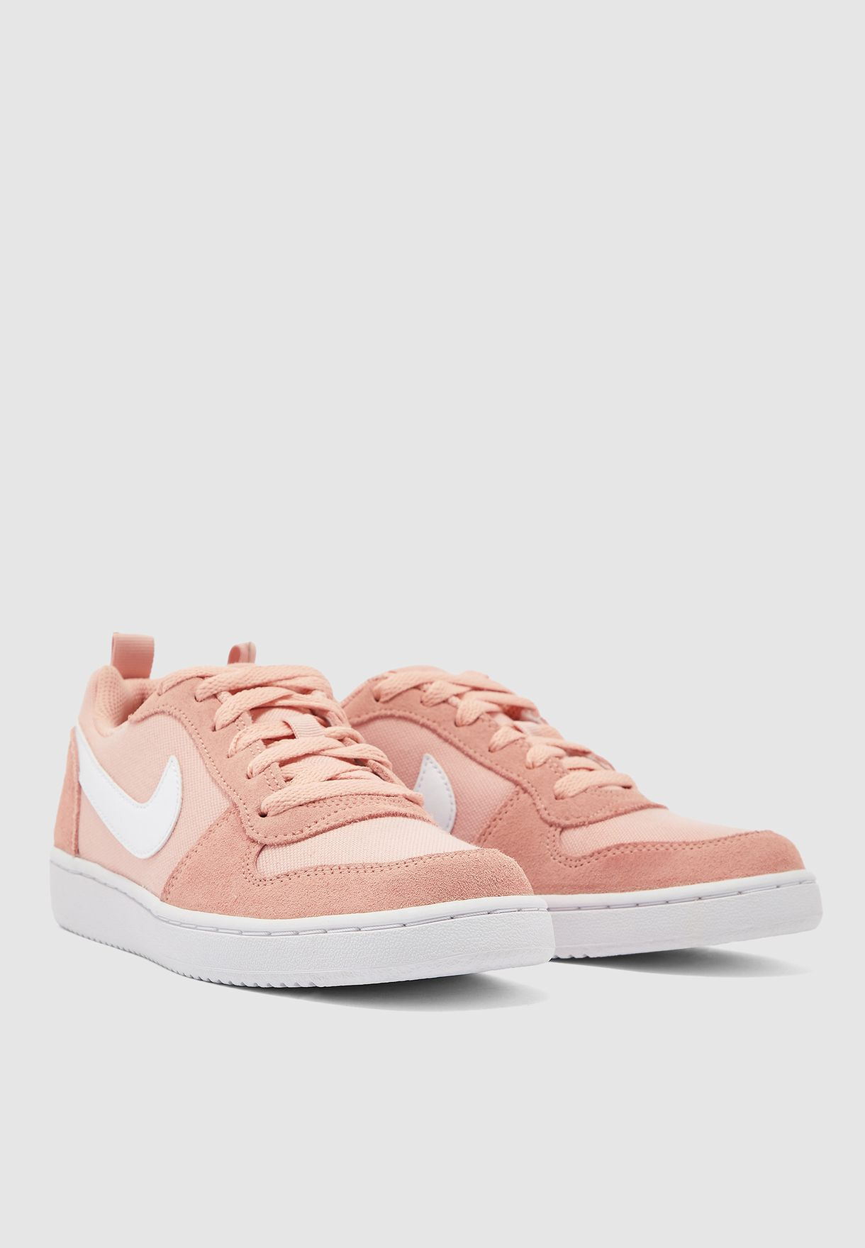 Mejorar galería barato  Buy Nike pink Youth Court Borough Low PE for Kids in MENA, Worldwide |  AV5137-600