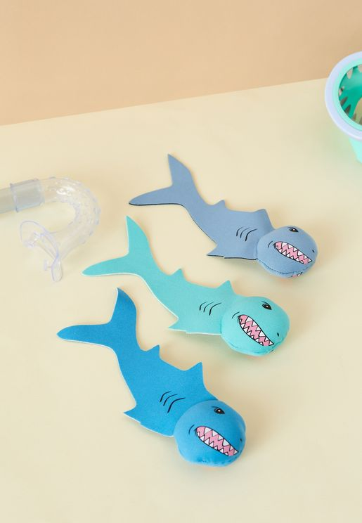 Kids Shark Dive Rings