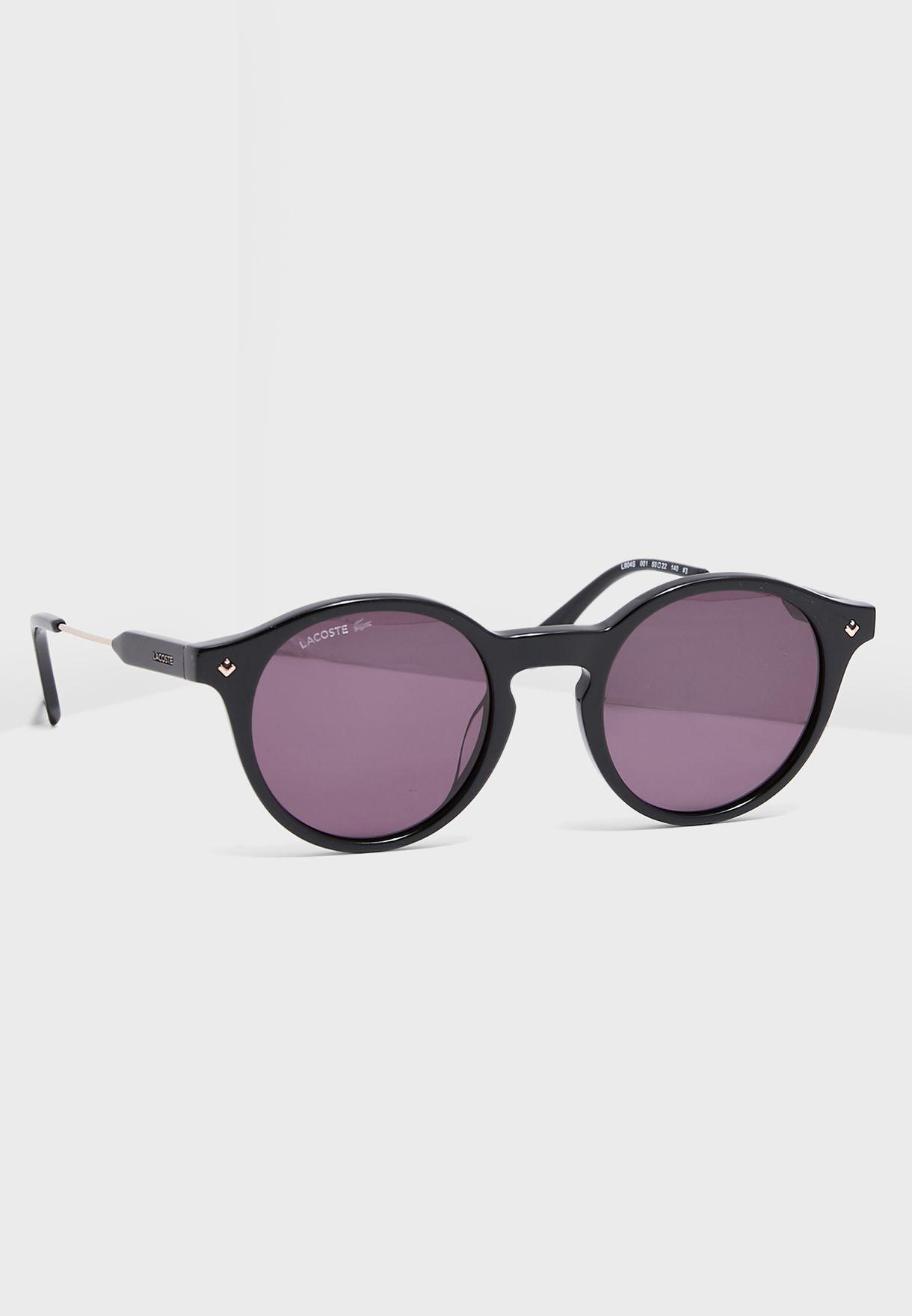 L904S Round Sunglasses