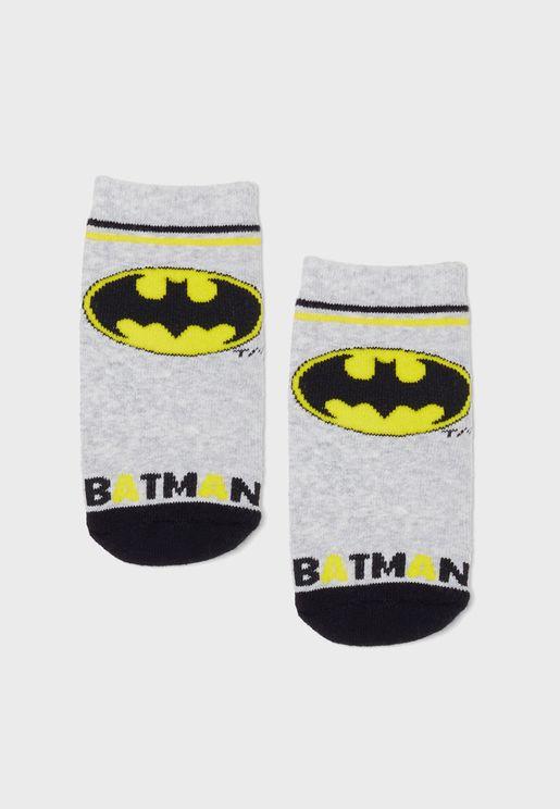 جوارب بطبعة باتمان