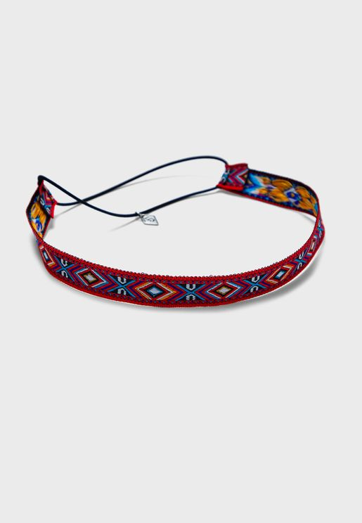 Patterned Elastic Headband