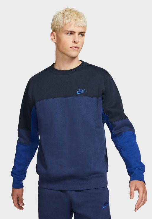 NSW Seasonal Colour Block Sweatshirt