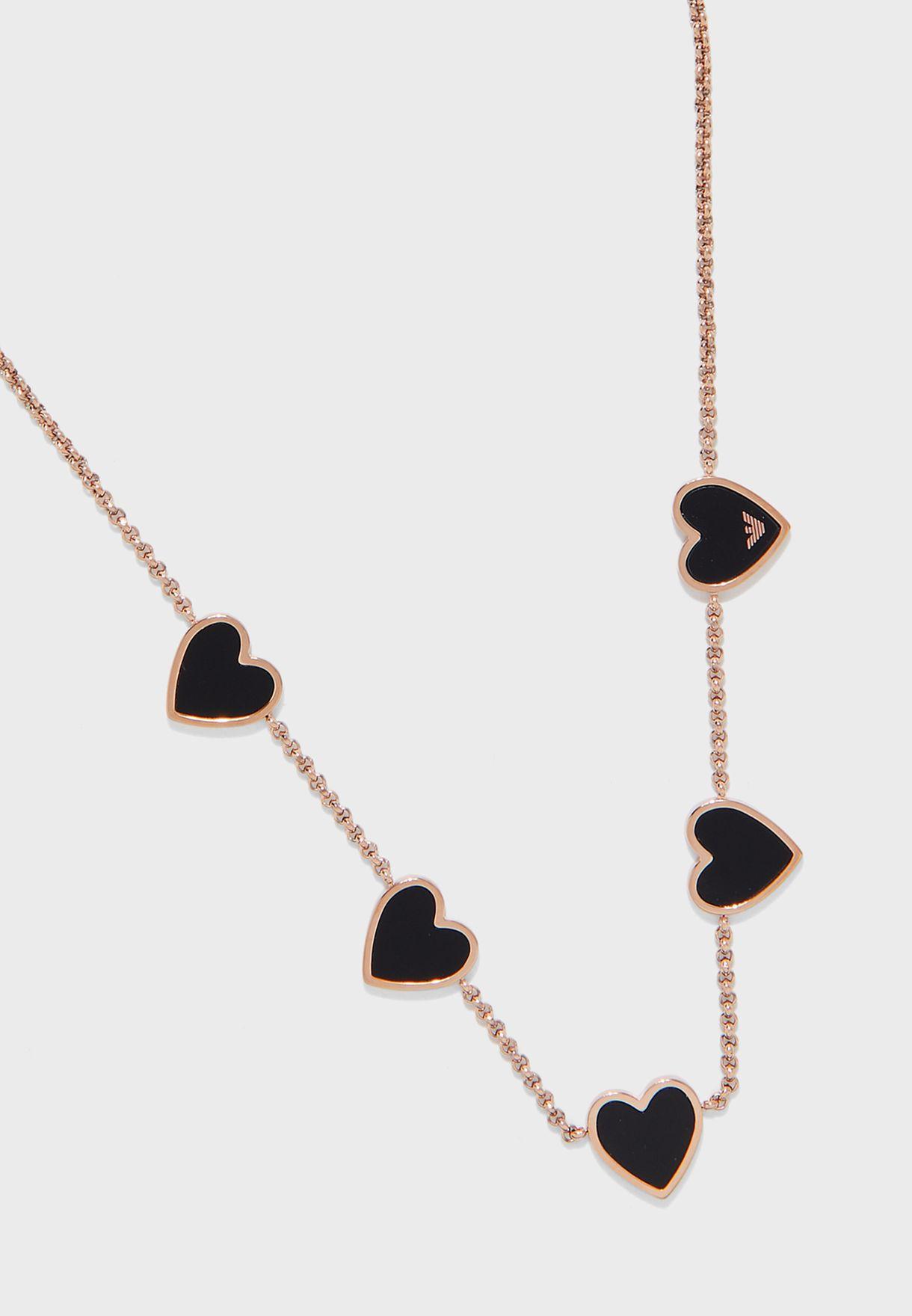 EGS2670221 Hearts Steel Choker