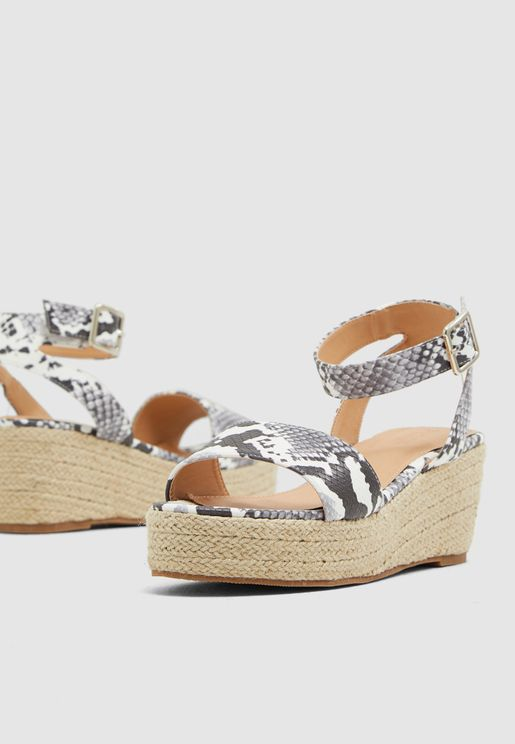 Bruno Wedge Sandal