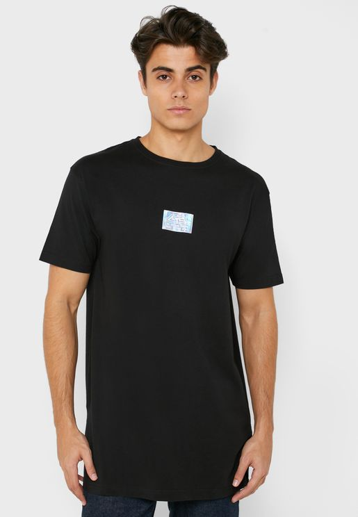 Mission Effect Oversized T-Shirt