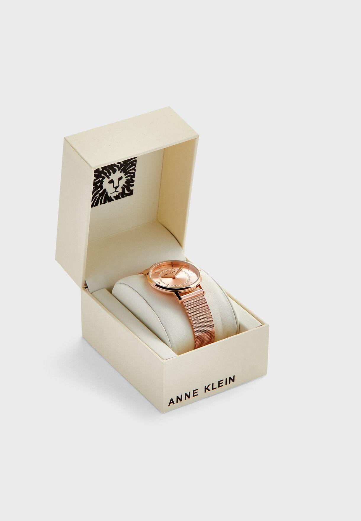 ساعة انالوج AK3018RGRG