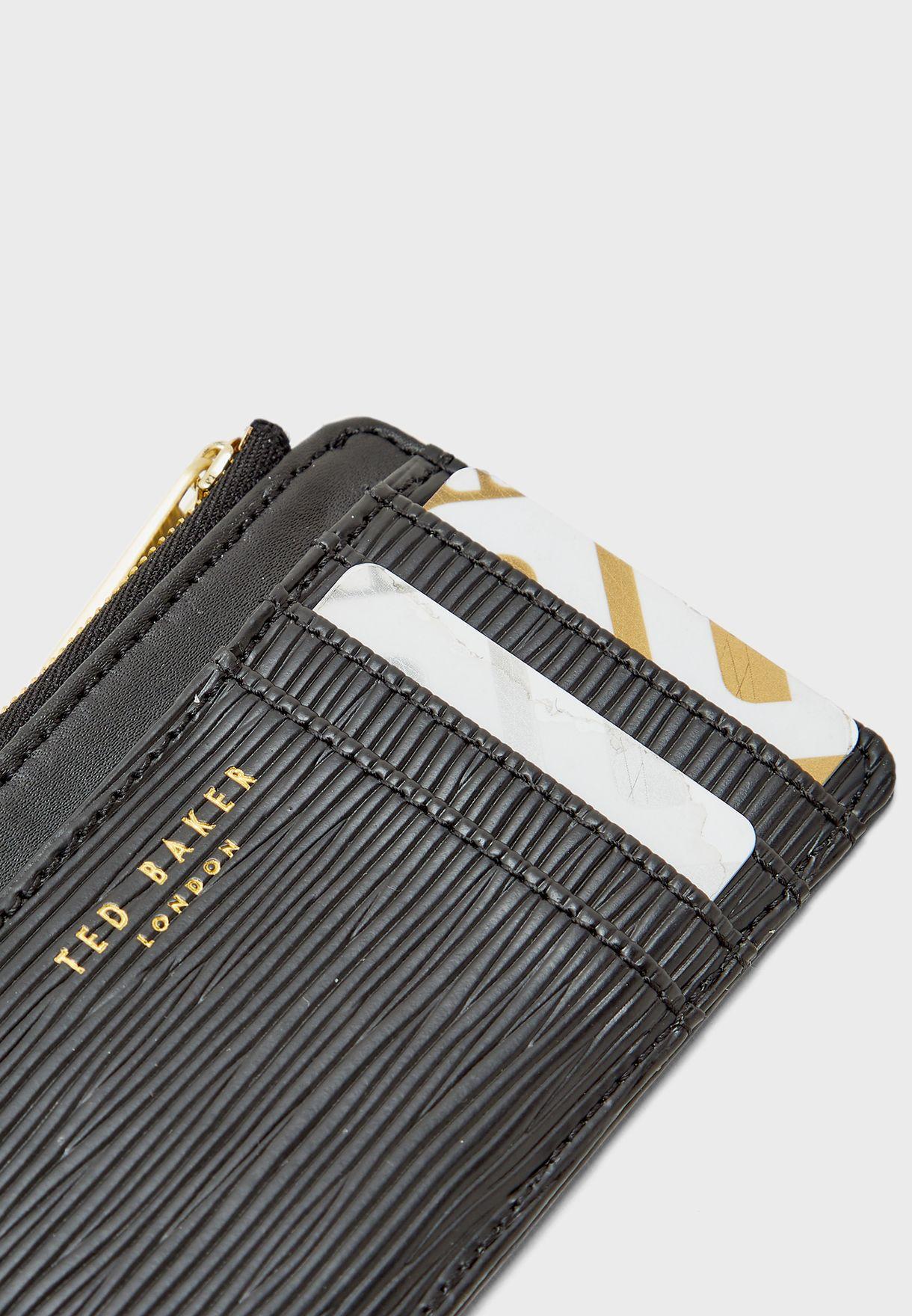 Blueb Bow Detail Card Holder