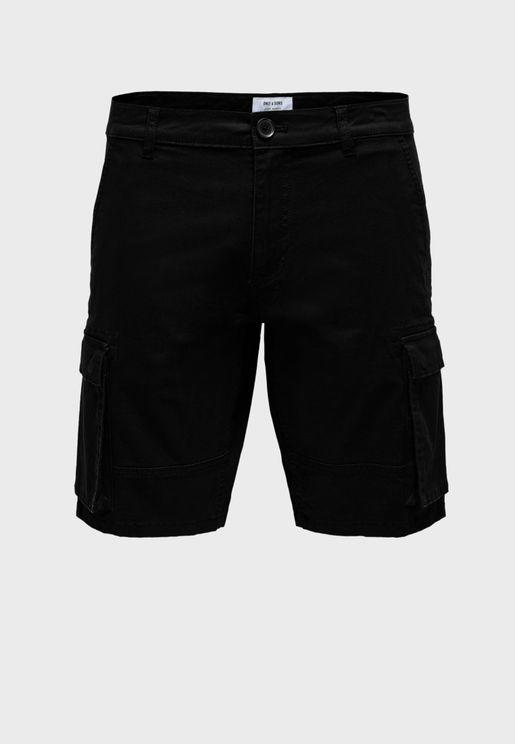 Stage Cargo Shorts