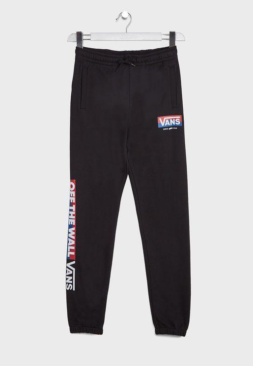 Youth Easy Logo Fleece Sweatpants