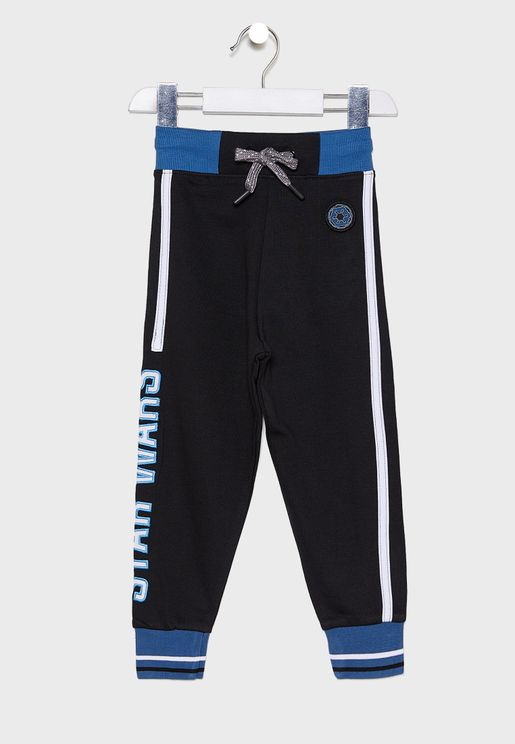 Kids Star Wars Stormtrooper Pocket Sweatpant
