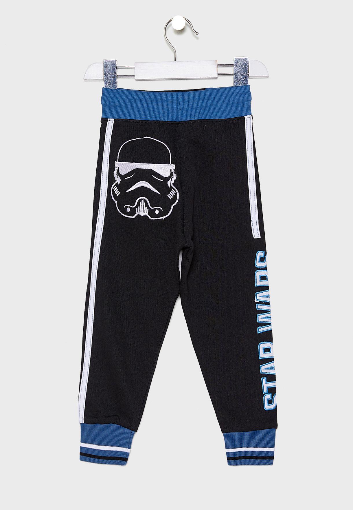 Kids Star Wars Stormtrooper Pocket Sweatpant