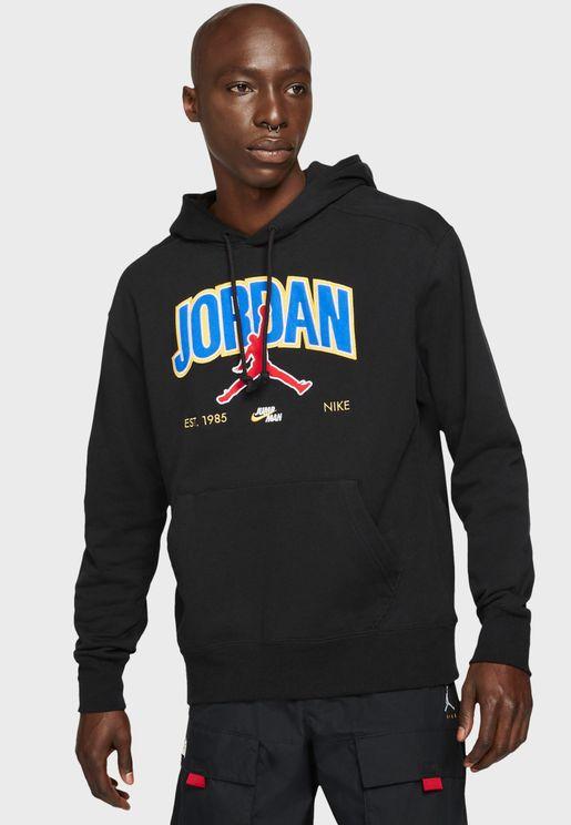 Jordan Jumpman Fleece Hoodie