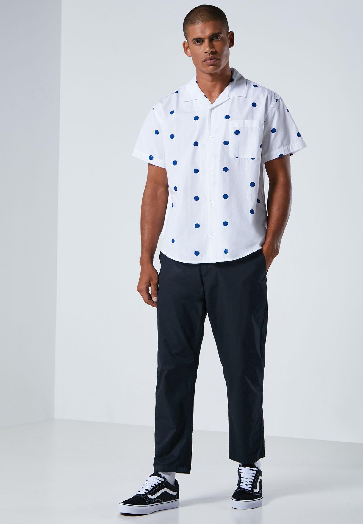 Nick Woven Shirt