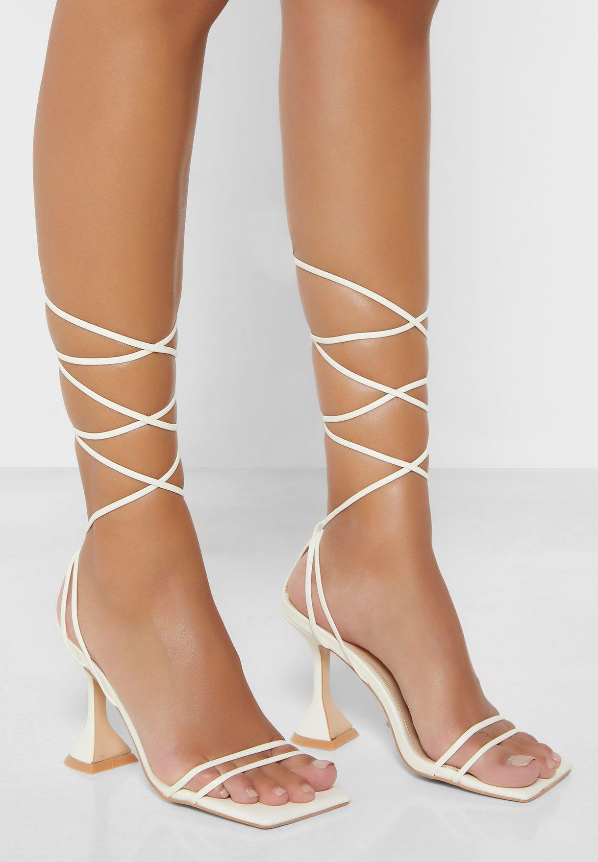 Dymond High Heel Sandal