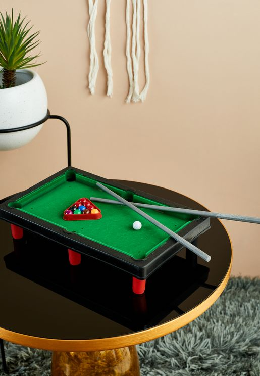 Mini Desktop Pool Game