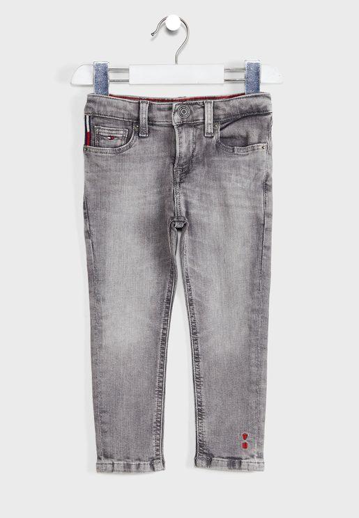Kids Scanton Slim Fit Jeans