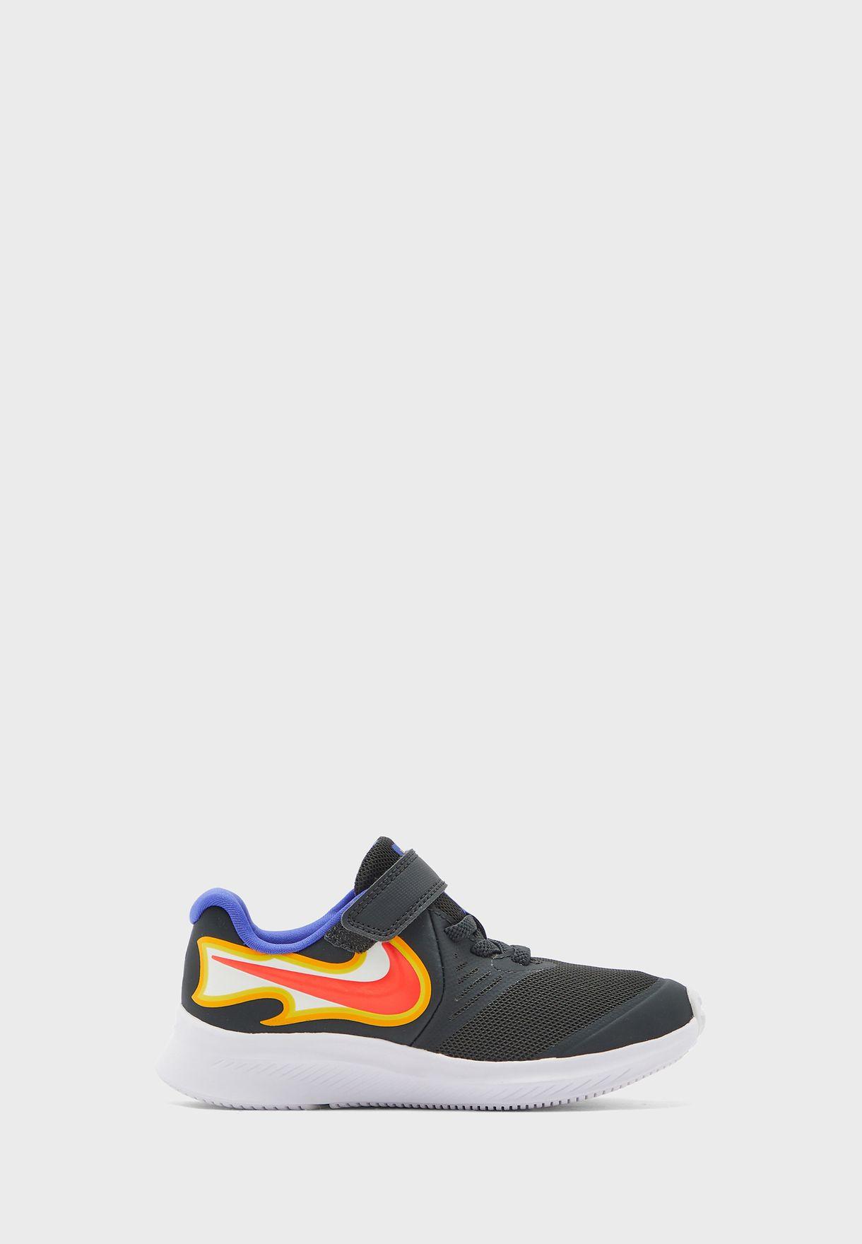 حذاء ستار رنر 2 فاير للاطفال
