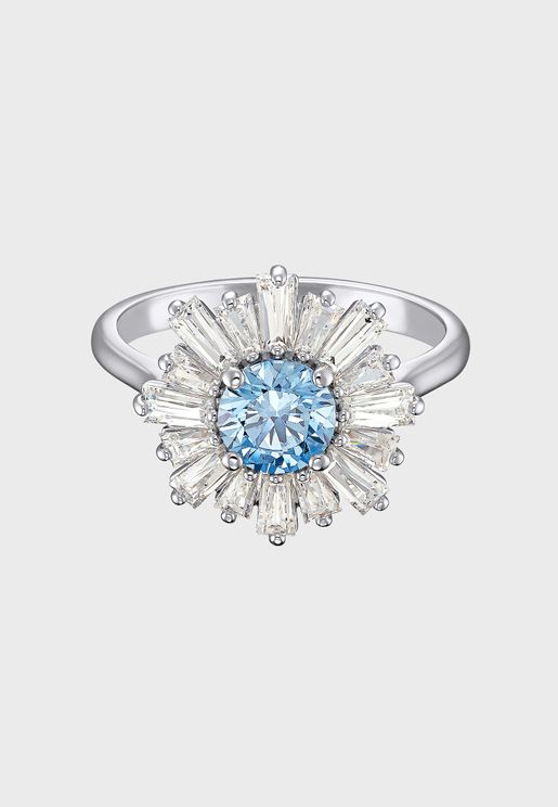 Sunshine Rhinestone Ring