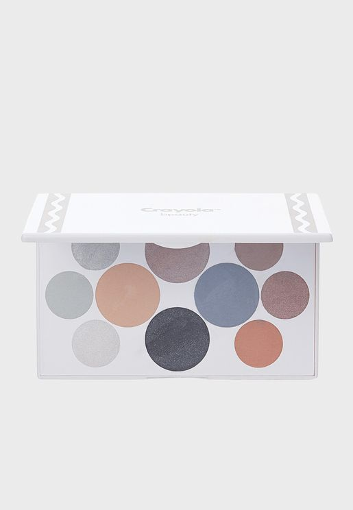 Eyeshadow Palette - Smokey