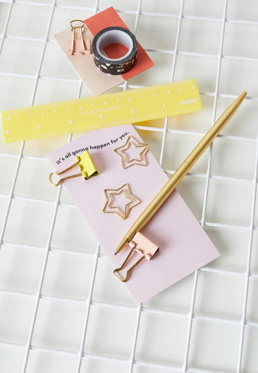 Bossin It Stationery Set