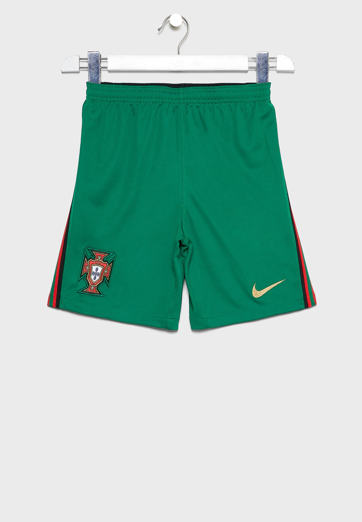 Youth Portugal Stadium Home Shorts
