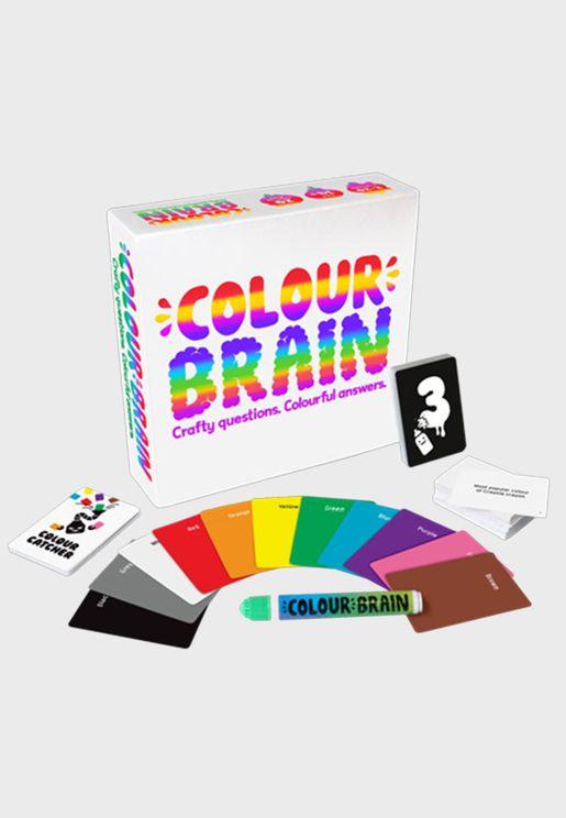 Colour Brain Card Game