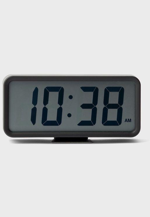 ساعة ديجيتال مع منبه