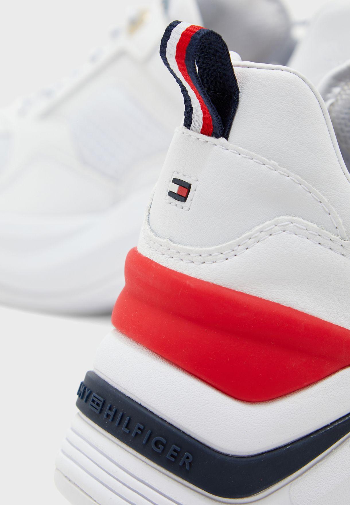 Internal Wedge Sporty Sneaker - YBS