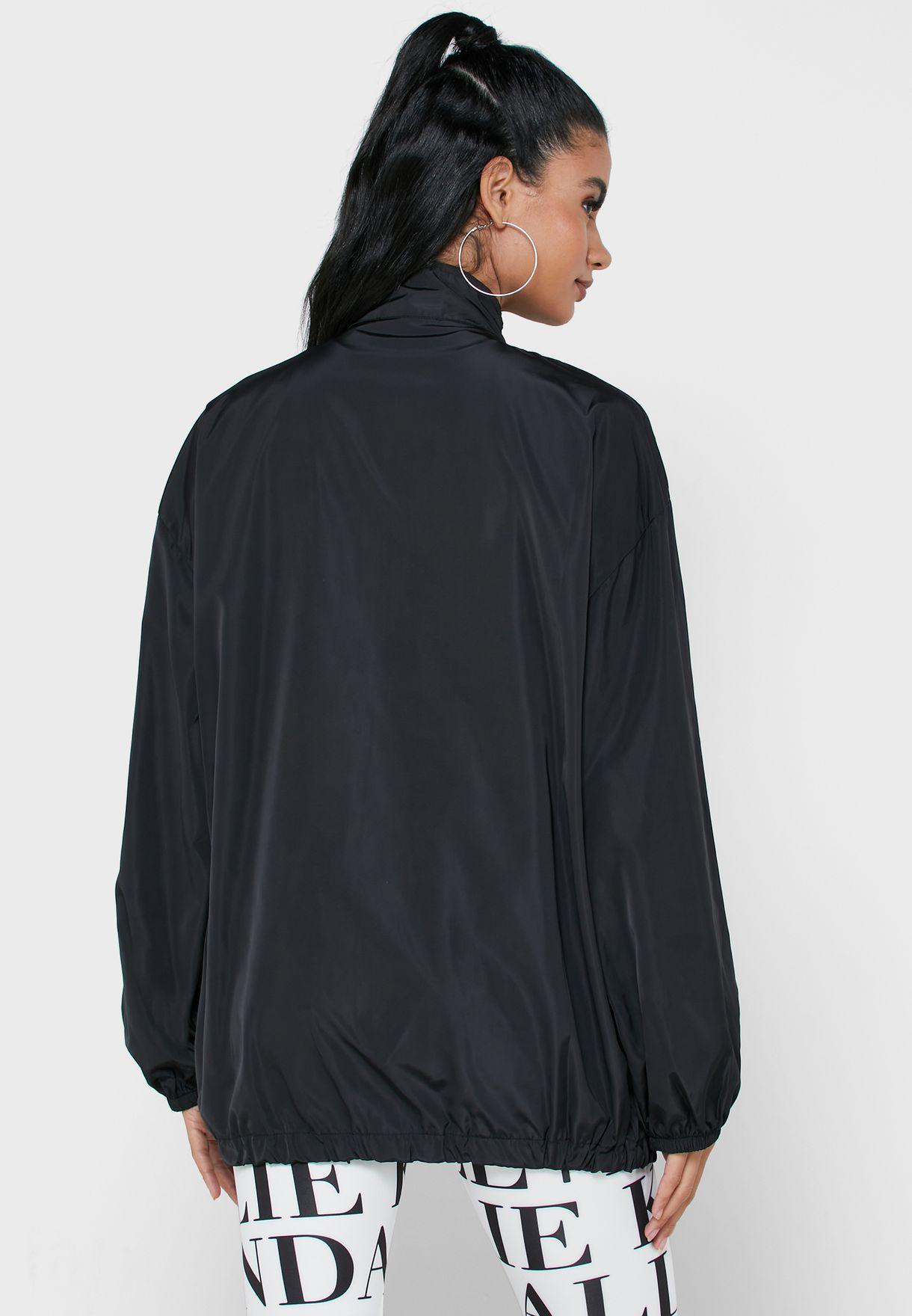 Colorblock Bomber Jacket